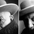 Irving Penn / Pablo Picasso, Cannes, France (1957)