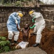 The first cases of a new outbreak of the deadly Ebola virus in Sierra Leone were reported in May. There is no cure for Ebola, and the fatality rate can be as high as 90 percent. (Pete Muller, General News, 1st prize stories)