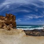 Striking landscapes of Fuerteventura