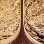 Surrelistic Landscape Drone Photography